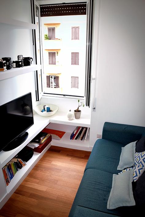 appartamento 35 mq